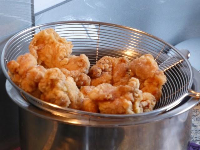 日式炸雞(から揚げ)