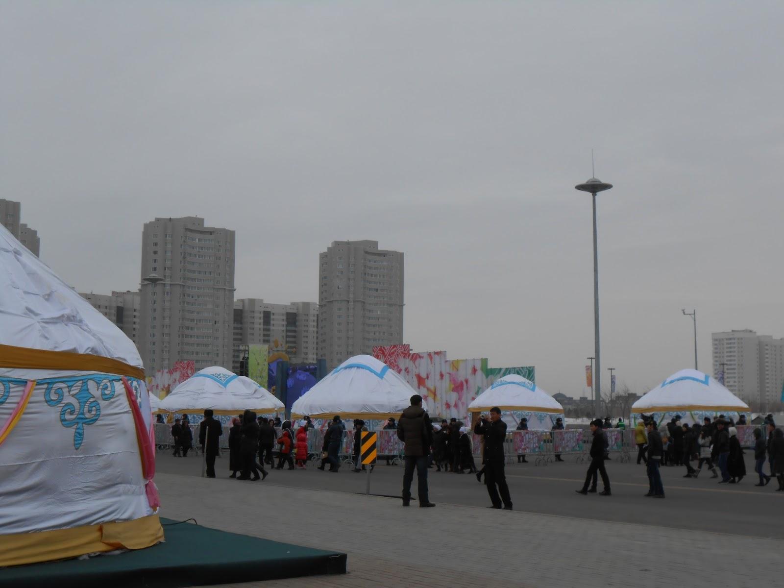 Nauruz Fair Astana