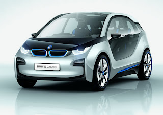 2013 BMW I3 Concept Wallpapers