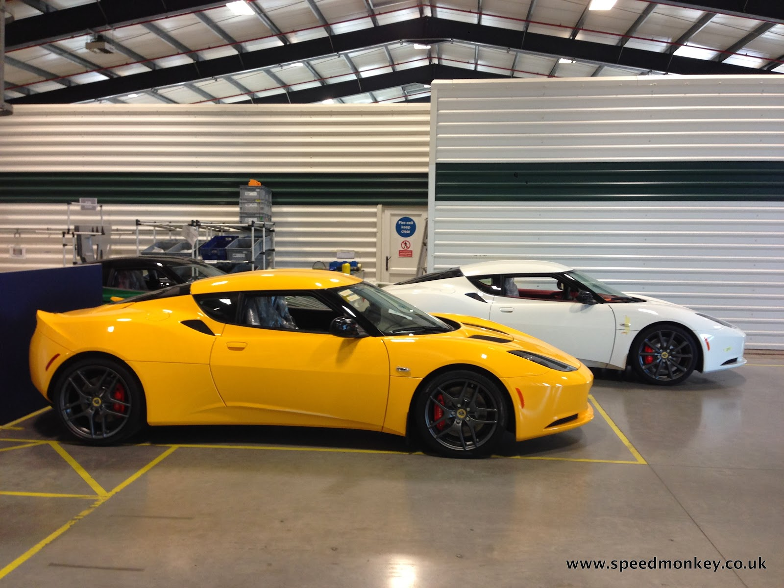 Speedmonkey: Lotus Cars - Tales From A Factory Tour