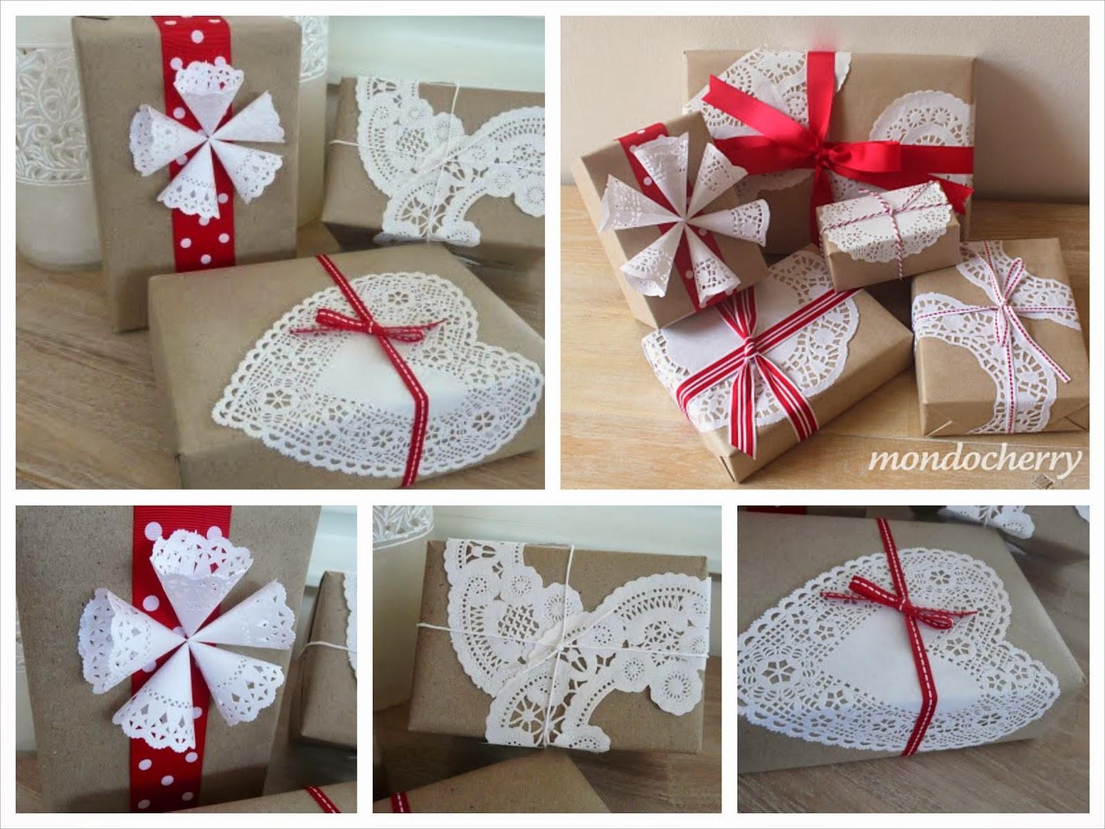 Blog de tu d a con amor invitaciones y detalles de boda - Envolver regalos de navidad ...