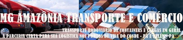 MG Amazônia Transporte e Comércio