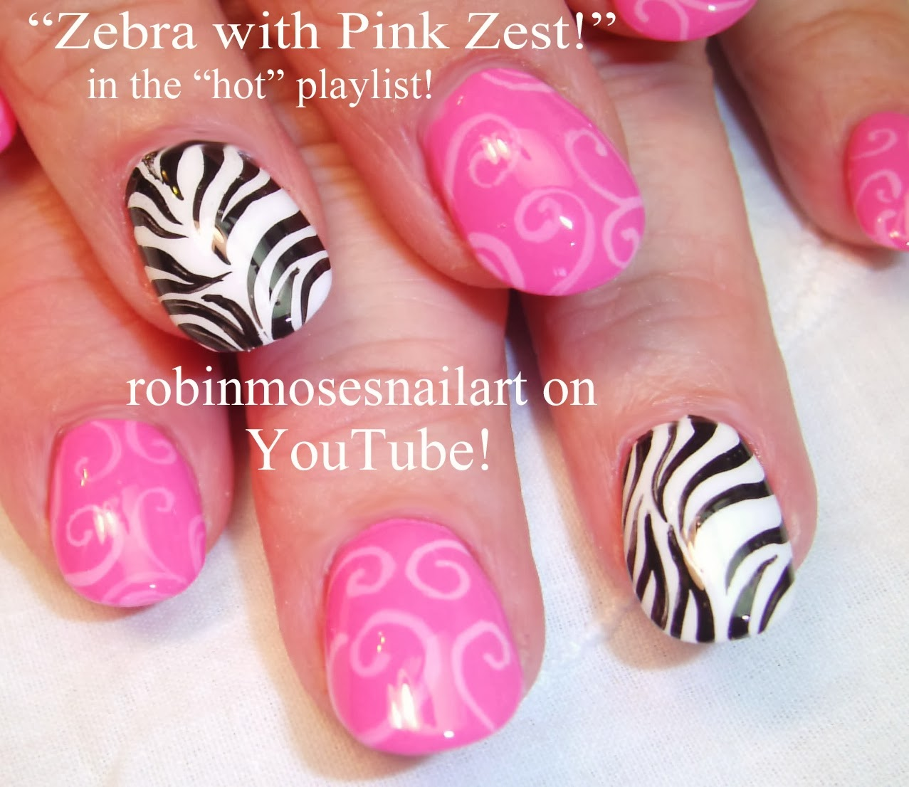 Robin Moses Nail Art February 2015: Robin Moses Nail Art: February 2014