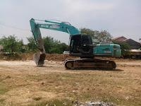 jasa pengurugan tanah,urugan puing