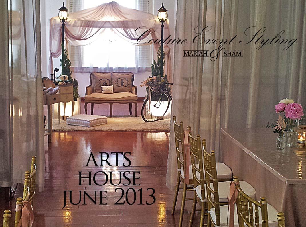 Sg arts house