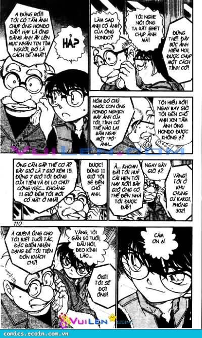 Detective Conan - Thám Tử Lừng Danh Conan chap 582 page 9 - IZTruyenTranh.com