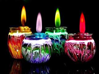 Cromoterapia; Terapias y significado de los Colores Velas_colores-1