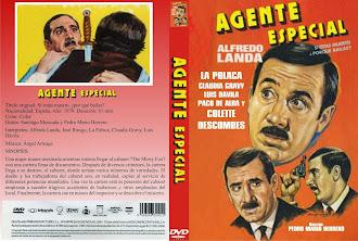 Carátula dvd: Agente especial: Si estás muerto, ¿por qué bailas? (1970)