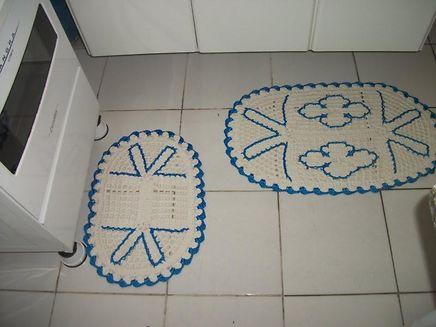 Imagens de Tapetes Decorativos para Cozinhas