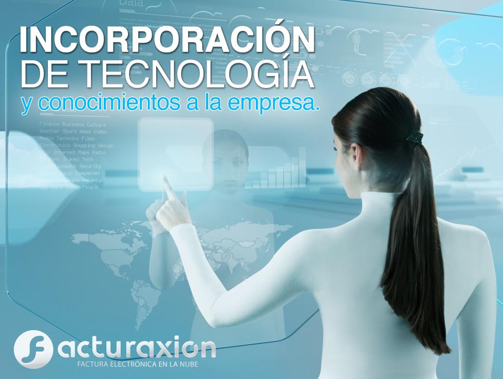 Incorporar tecnología y conocimientos a mi empresa