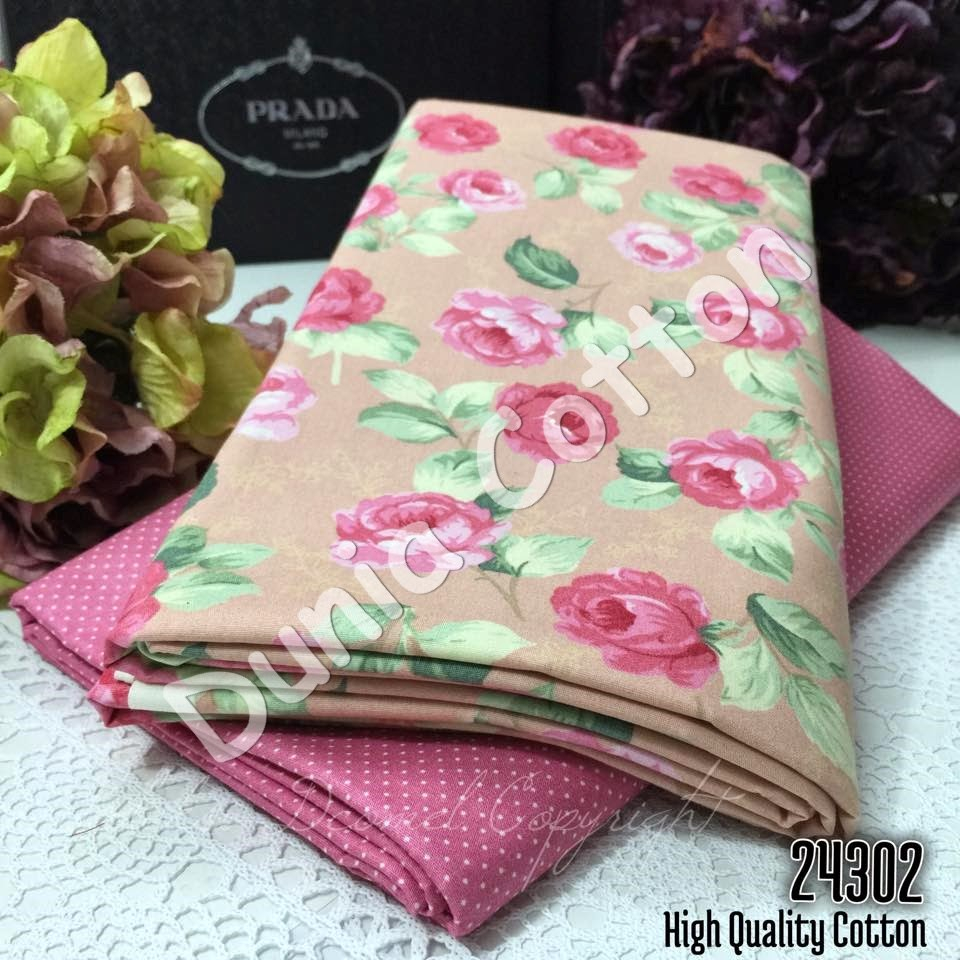 Kain English Cotton Gred AAA Matching Album 243