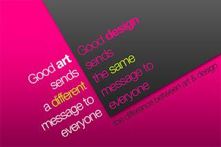 design art quotes dp pictures good art sends a different
