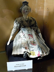 Burned Doll Prop from 2011 Jane Eyre