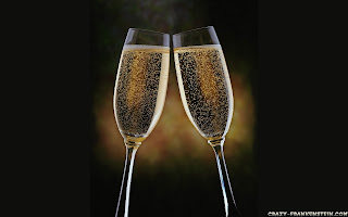 Free Download Champagne Glass Drinks Wallpapers