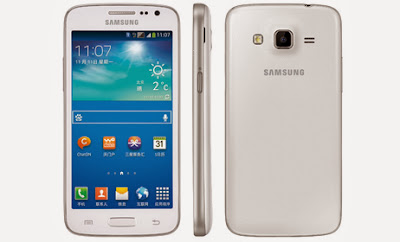 Samsung announces another mid-ranger - The Galaxy Win Pro