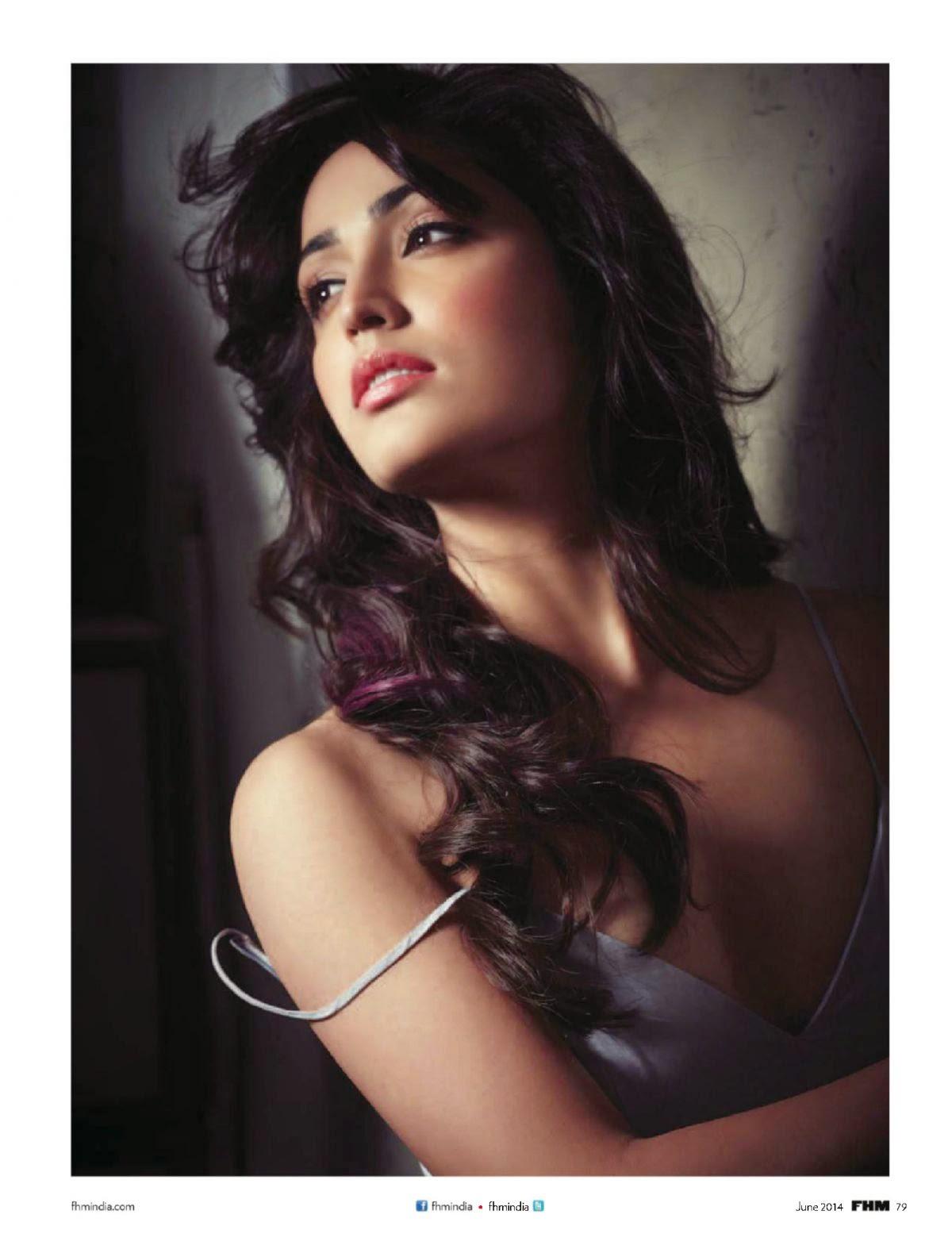 Yami Gautam – FHM Magazine (India) – June 2014 Issue