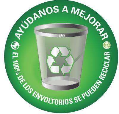 Ayuda a reciclar