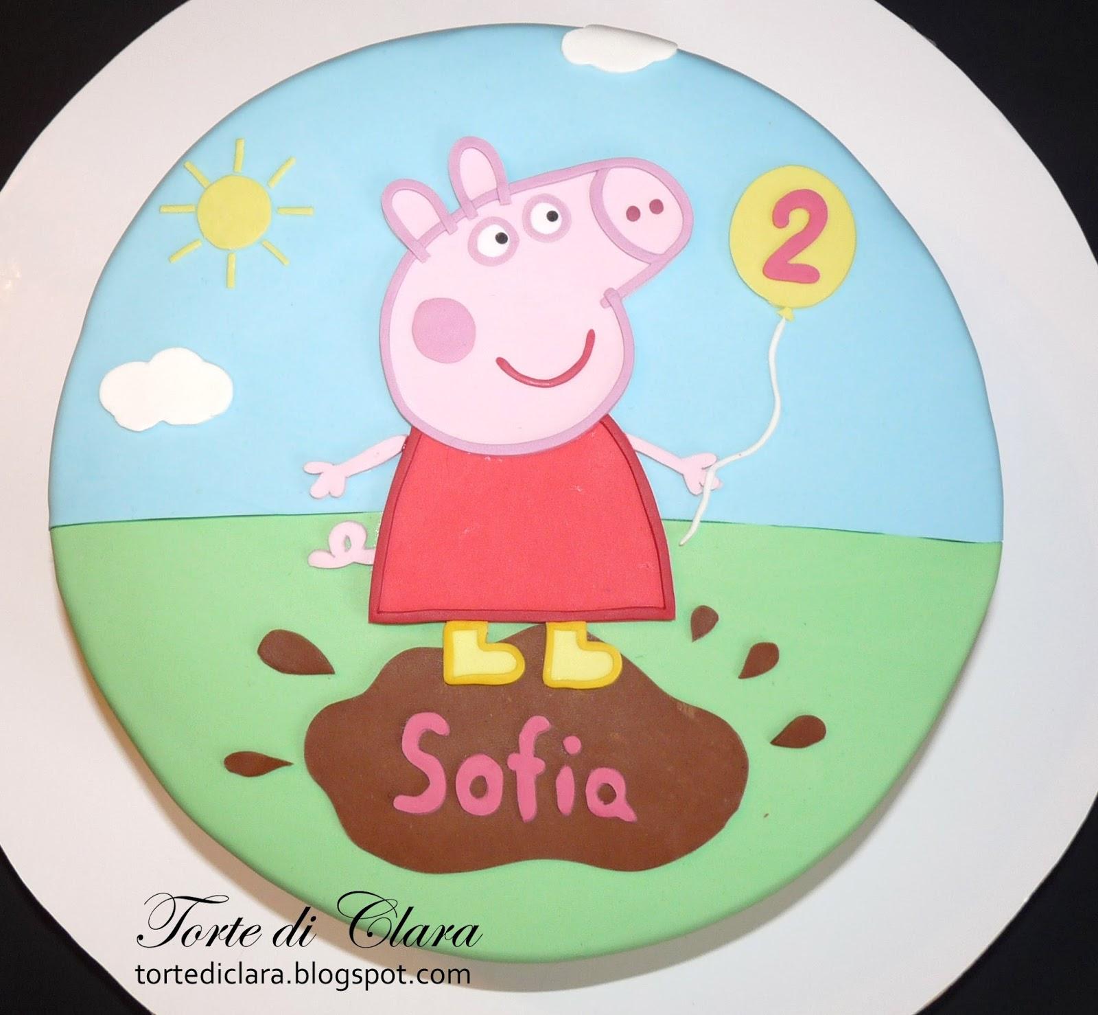 Torte Di Clara Peppa Pig Cake 4