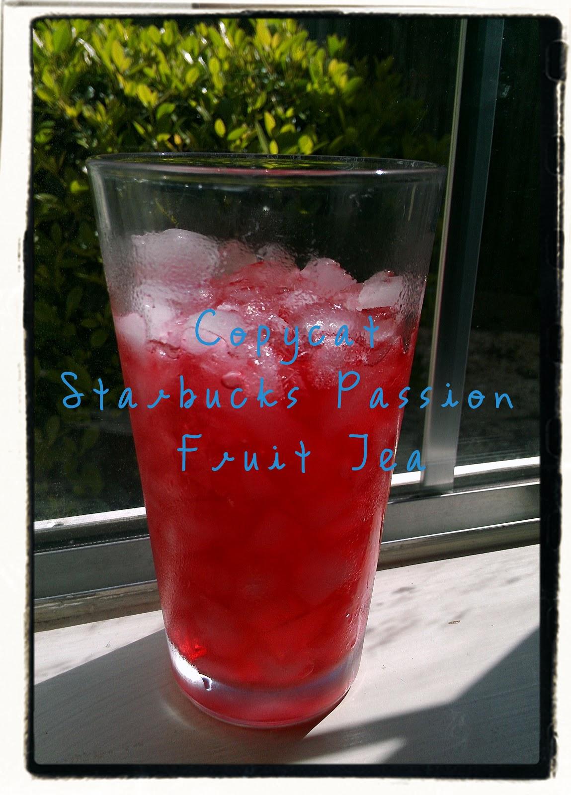 hala fruit passion fruit tea starbucks