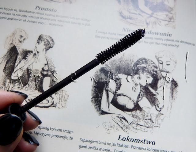 Jak się sprawuje tusz do rzęs z Kolorówka.com?