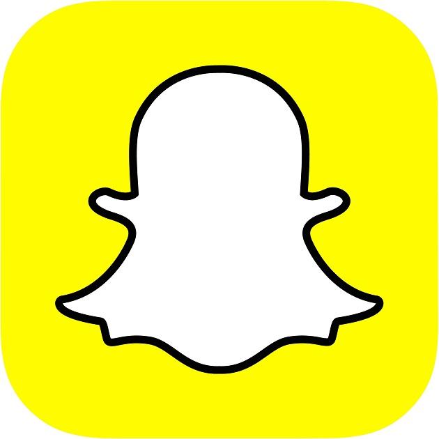 aussi sur snapchat!