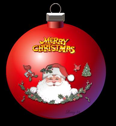 imagen de esferas de navidad