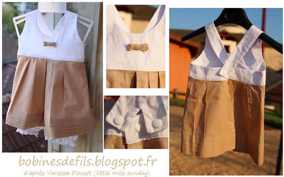 Little miss sunday d'E / bobinesdefils.blogspot.fr
