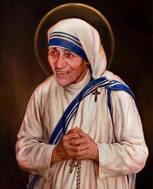 Santa Madre Teresa de Calcutá, rogai por nós!!!