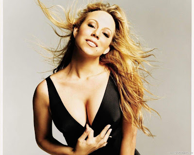 Mariah Carey Actress and Singer Pretty Wallpaper