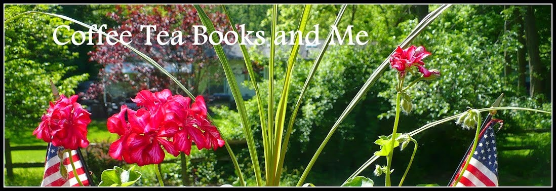 Coffee Tea Books and Me