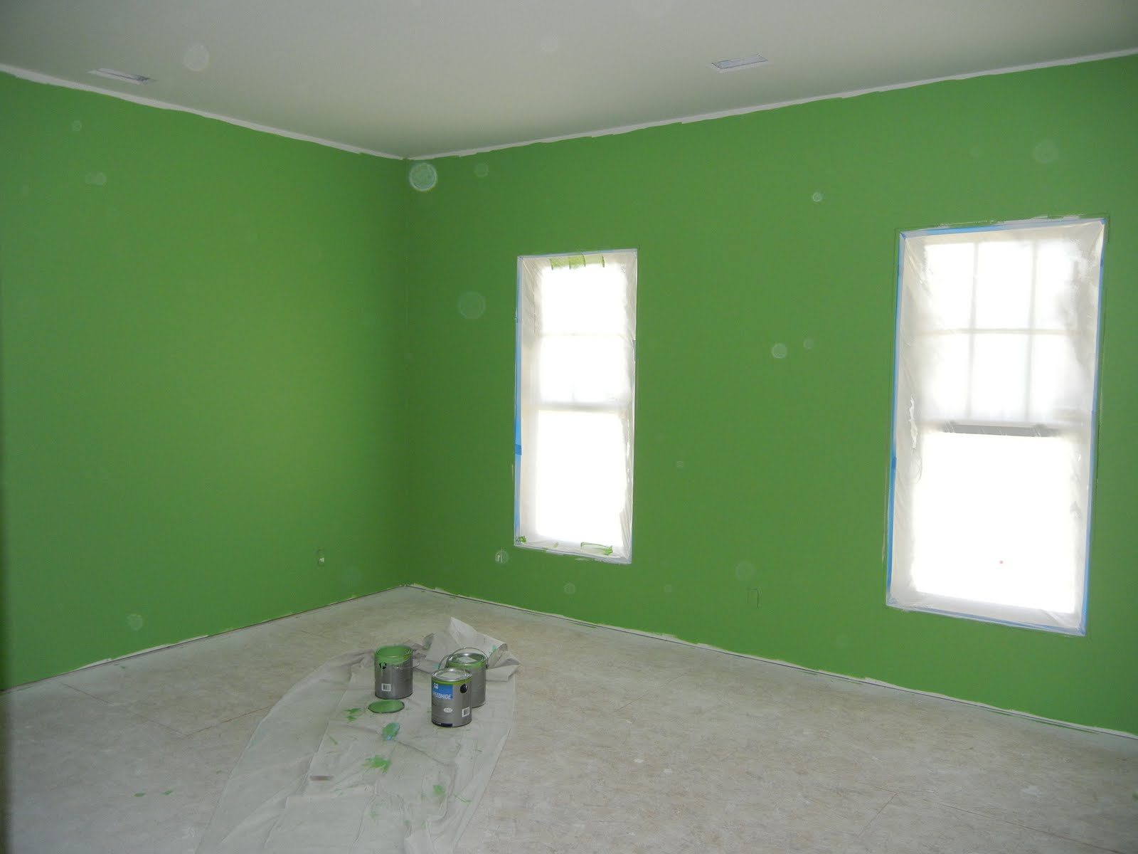 Double oak plantation room colors revealed What color room