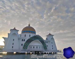 melaka, mosque, malaysia