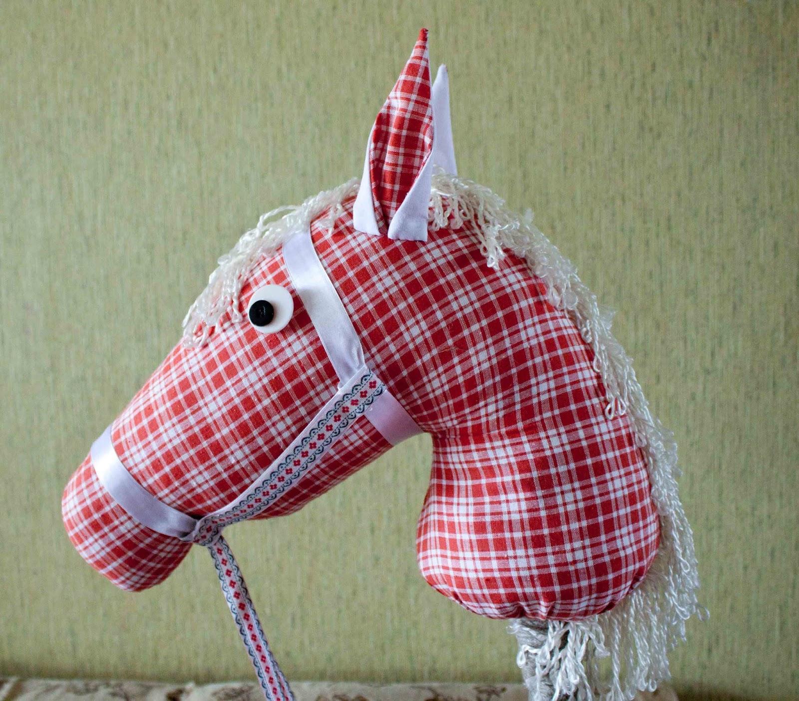 Как сделать лошадь своими руками