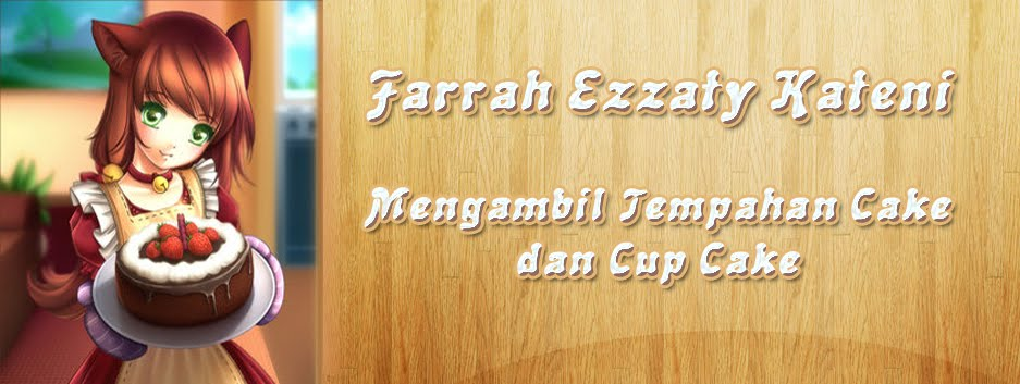Cake Boss Farrah Ezzaty