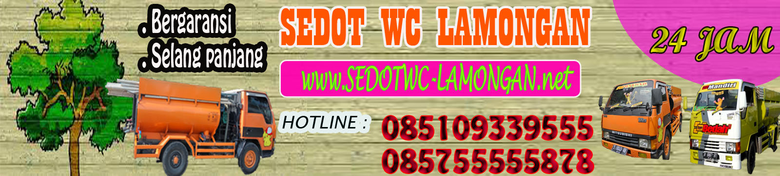 SEDOT WC LAMONGAN | Tlp 085109339555
