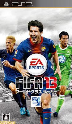 Download FIFA 13 - PSP Game Billionuploads/180upload/Upafile/Filebox Link