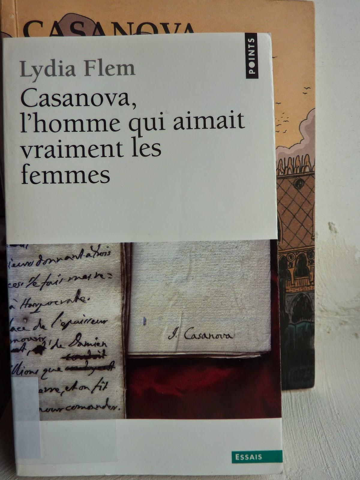 Casanova - Lydia Flem