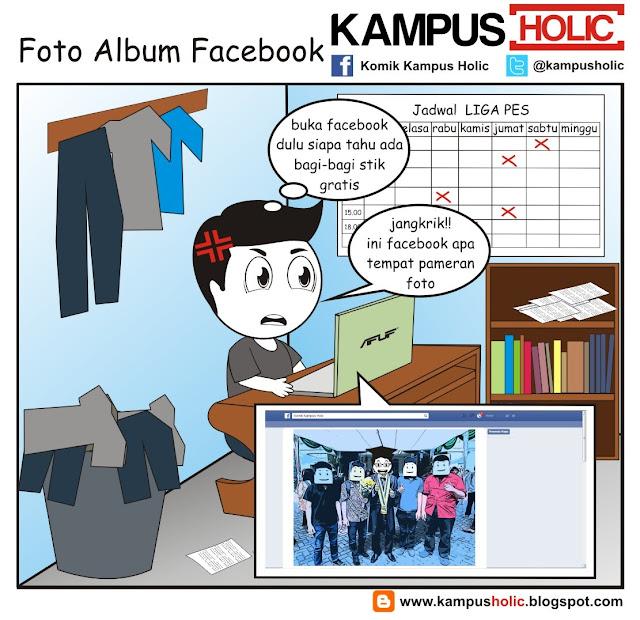 #275 Foto Album Facebook