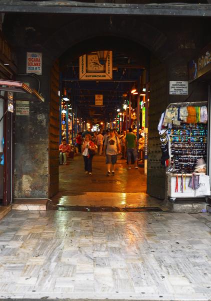 Egyptian bazar