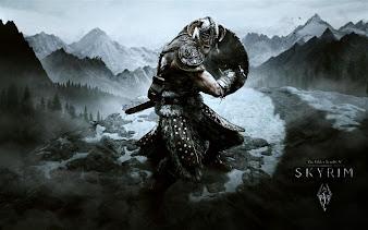 #14 The Elder Scroll Wallpaper