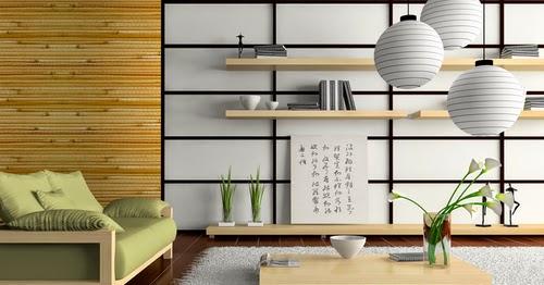 conseils d co et relooking int rieur d coration zen japonaise. Black Bedroom Furniture Sets. Home Design Ideas