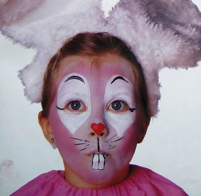 raton+disfraz+maquillaje+ ...