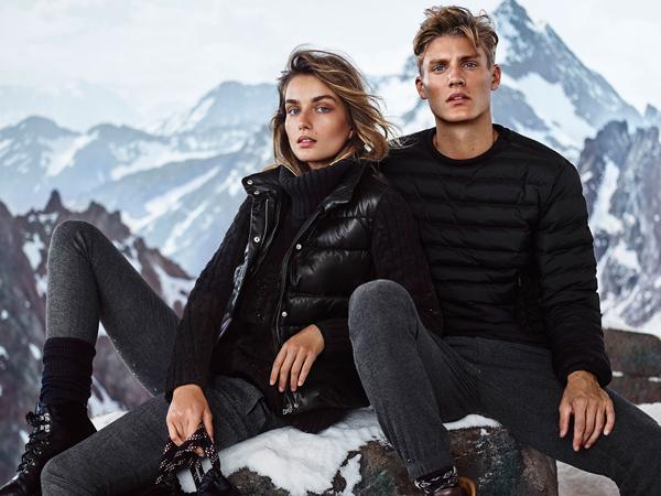 colección limitada Après Ski de Massimo Dutti otoño invierno 2015 2016