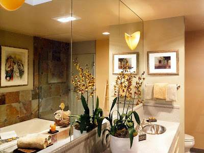 Asian Bathrooms Designs