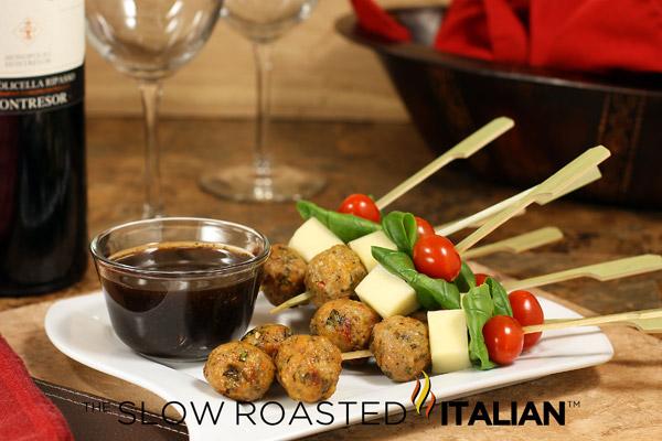 The Slow Roasted Italian - Printable Recipes: Cheesy Sun ...