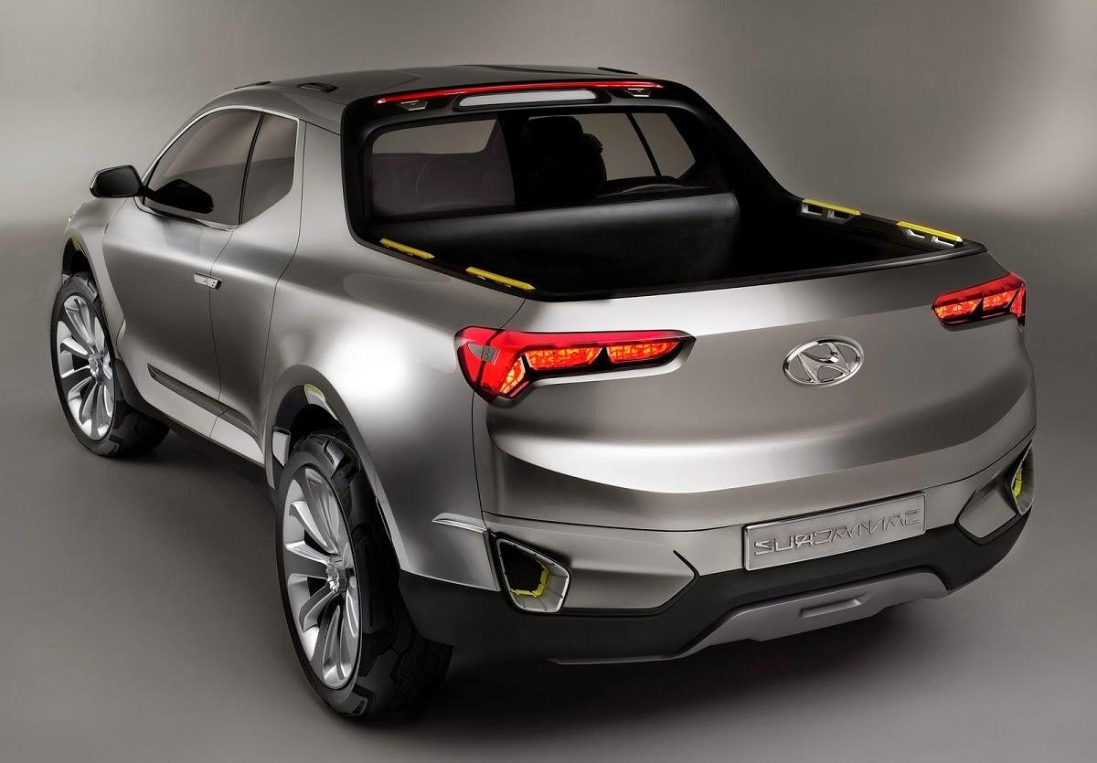 hyundai santa cruz crossover truck concept car reviews new car pictures for 2018 2019. Black Bedroom Furniture Sets. Home Design Ideas