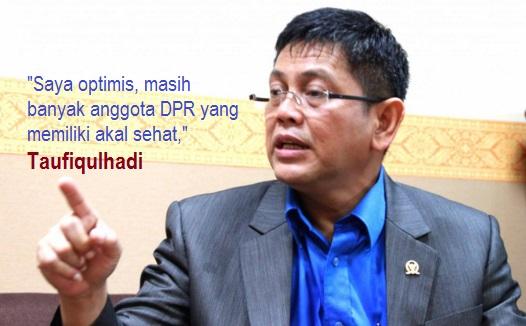 Mosi Tidak Percaya kepada Setya Novanto Mulai di Galang Oleh DPR