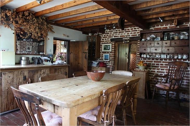 Estilo rustico casas de campo rusticas - Casas estilo rustico ...