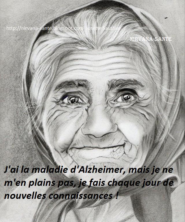 Connu Nirvana-Santé: Citation sur la maladie d'Alzheimer UE86