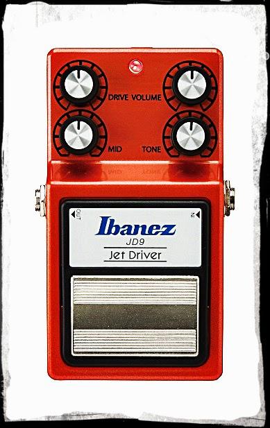 Deal on Ibanez JD9 Jet Driver Distortion Pedal
